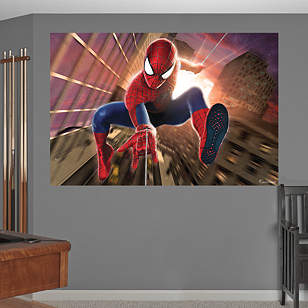 The Amazing Spider-Man 2 Mural